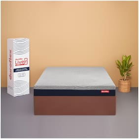 Duroflex 6 inch Orthopedic Single Mattress