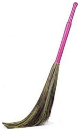 Dust Cleaning Grass Floor Broom for Home & Office