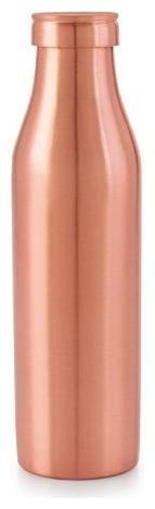 DVM 1000 ml Copper Copper Water Bottles & Fridge Bottles - Set of 1