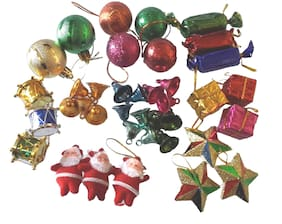DWeS Christmas Tree Decorative Accessories (38 items)