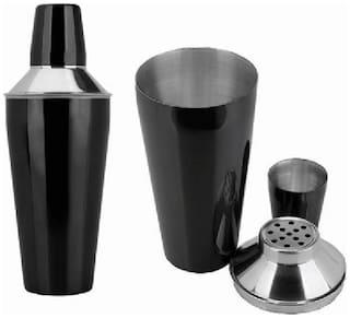 Dynamic Store Black Cocktail Shaker 750 Ml