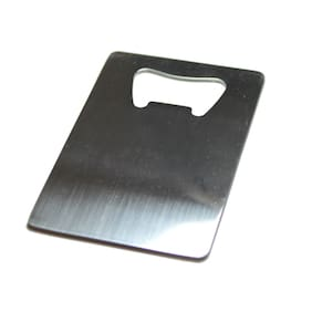 Dynamic Store Credit Card Bottle Opener