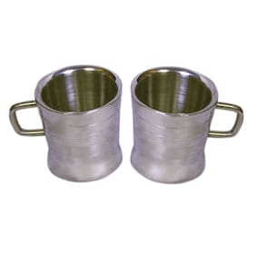 Dynamic Store Set Of 2 Double Wall Milano Cups