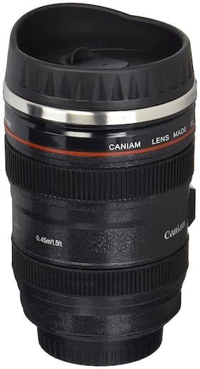 E'loisa Camera Lens Coffee Mug (Black) - PC-151