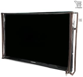 E-Retailer Transparent P.V.C LED/LCD Television Cover For 26 inch LED/LCD (UNIVERSAL)