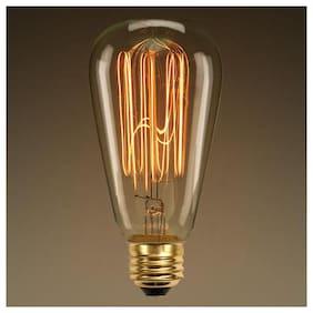 E27 Filament bulb ST64 (non-LED)