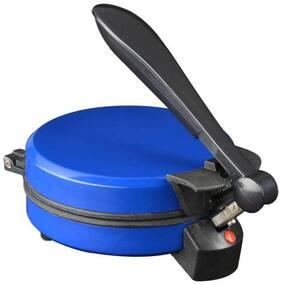 Eagle Stainless Steel Roti maker / Khakra Maker (BLUE)