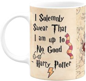 Eagletail India Harry Potter 566 Ceramic Coffee Mug