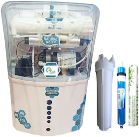 Earth Ro System Aqua Fresh 12 L RO + UV + UF + TDS Water Purifier