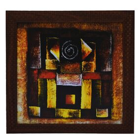 eCraftIndia Abstract Design Framed Painting