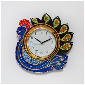 eCraftIndia Multi Wall clock