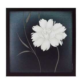 eCraftIndia Flower Design Framed Painting