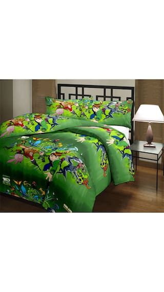 Ben 10 Bed Sheets India Home Decorating Ideas Amp Interior