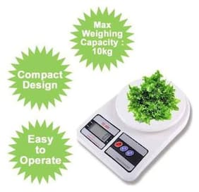 Editrix 10 Kg Digital Weighing Scale Weight Machine