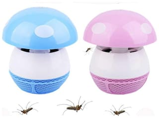 editrix Mini home photocatalyst mosquito lamps/Fly Killer, no  radiation/eletronic mosquito catching machine (Colour May Vary)