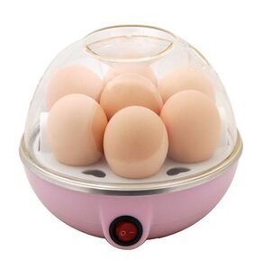 Egg Boiler/Egg Poacher/ 7 Egg Cooker/Electric Egg Boiler/ Egg Steamer/ Home Machine Egg Boiler ( Assorted Colors )