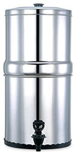 eKitchen 24 ltr Stainless steel Water Container