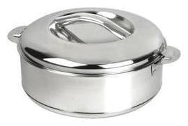 ekitchen Gagan Stainless Steel Hot Pot (1000 ml)
