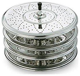 eKitchen Ideal Aluminium Idiappam Stand 4 Plates