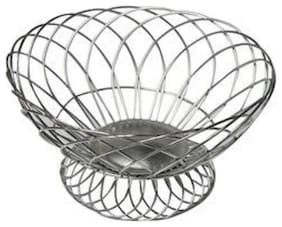 eKitchen Natural Fruit Basket with Out handle-1No