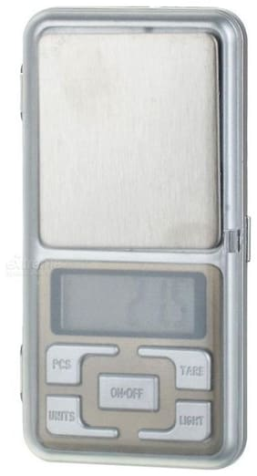 Electronic Digital Pocket Scale Weighing Scale Upto 200G For Kitchen Weight, Jewellery Weighing