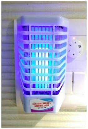 Ab Ware night lamp and Electronic Mosquito & Insect Killer Cum , (Pack of 2)