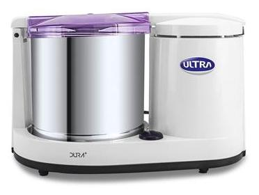 Elgi Ultra DURA+ 85 W Wet Grinder (Purple & White/1 Jar )