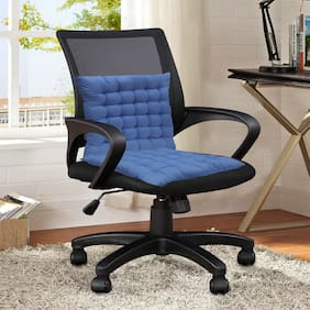 ELLONIA Chair Seat & Back Cushion Pad Set of 2 For Home;Office;Car
