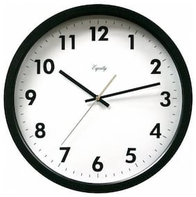 Equity by La Crosse Technology Black 14 Inch Commercial Wall Clock USA Seller