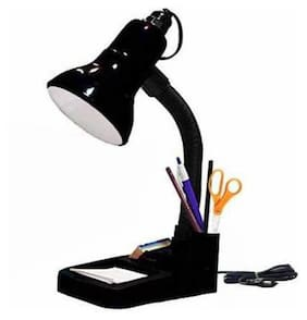 ESN 999 Black 316 Table lamp for kids and students Study Lamp  (30 cm, Black)