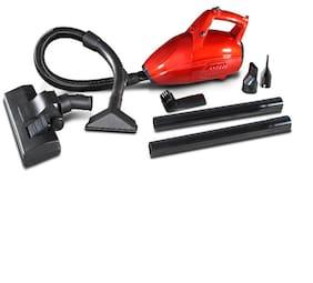 Eureka Forbes Super Clean Handy Vacuum Cleaner (Red & Black)