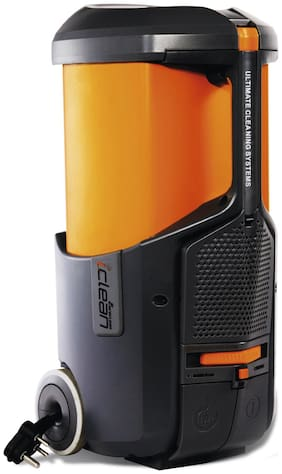 Euroclean ICLEAN Dry Vacuum Cleaner ( Orange/Black )