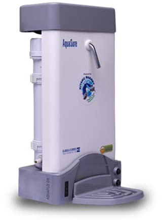 Eureka Forbes Aquasure Aquaflow DX 4.5 L UV Electric Water Purifier
