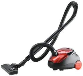 Eureka Forbes TRENDY NANO Dry Vacuum Cleaner ( Red & Black )