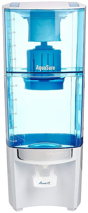 Eureka Forbes AQUASURE AMRIT 20 ltr Water Purifier - 3 stage purification