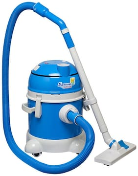 Eureka Forbes EUROCLEAN WET & DRY Dry vacuum cleaner ( White & Blue )