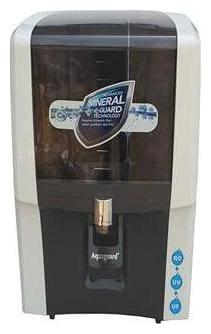 Eureka Forbes Aquaguard Enhance 6 L Ro+Uv+Uf+Mtds Water Purifier (White & Black)