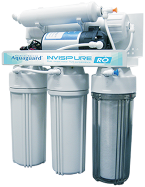 Eureka Forbes Aquaguard Invisipure RO 12 L RO Electric Water Purifier