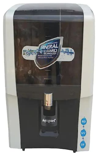 Eureka Forbes Aquaguard Enhance 7-Litre RO+UV+UF+MTDS Electrical Water Purifier (Now With Active Copper)