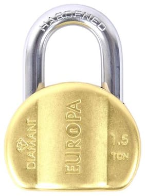 Europa Diamant Pad Lock L-358 Bm 11 Pin Dimple Key Technology
