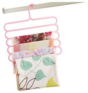EVERBUY Plastic Assorted Hangers ( Set of 1 )