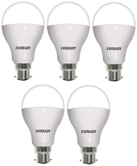 Eveready 12W-6500K Cool Day Light Led Bulb (Pack Of 5)
