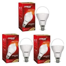 Eveready 14W-6500K Cool Day Light Pack of 3