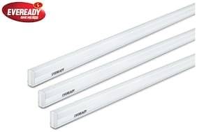 Eveready 18W 4 feet LED Tube Light Pack of 3