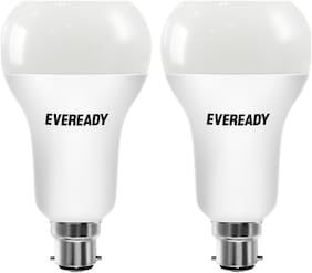 Eveready 20 Watt Cool Daylight B22D LED Bulb (Pack of 2)