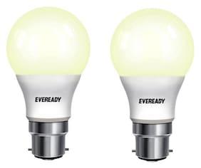 Eveready B22 7W 2700K LED Bulb Pack of 2