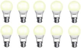 Eveready B22 9W 2700K LED Bulb Pack of 10