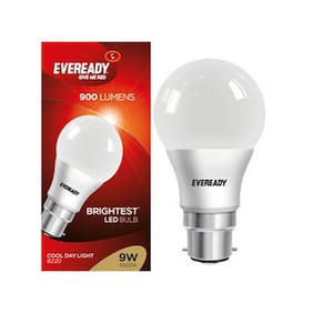 Eveready 9 W Cool Daylight B22D LED Bulb