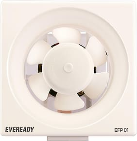 Eveready EFP 01 - 150mm 6 inch Exhaust Fan Exhaust Fan White