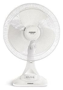 Eveready TFH04 400 mm Table Fan - White